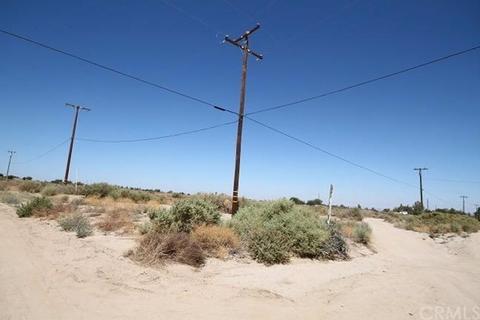 0 Coyote, Phelan, CA