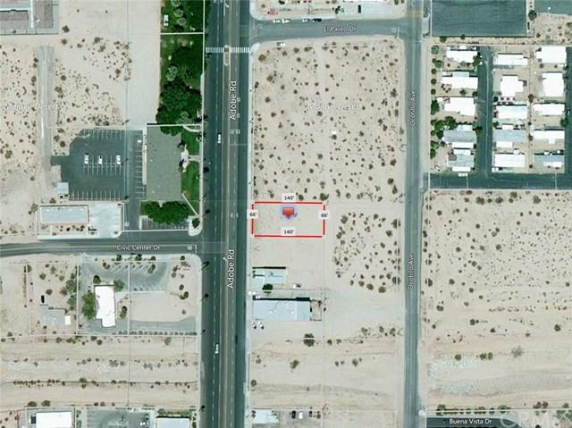 0 Adobe Road, 29 Palms, CA 92277
