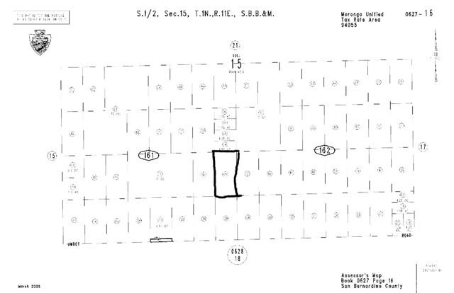 4714 Naborly Road, 29 Palms, CA 92277