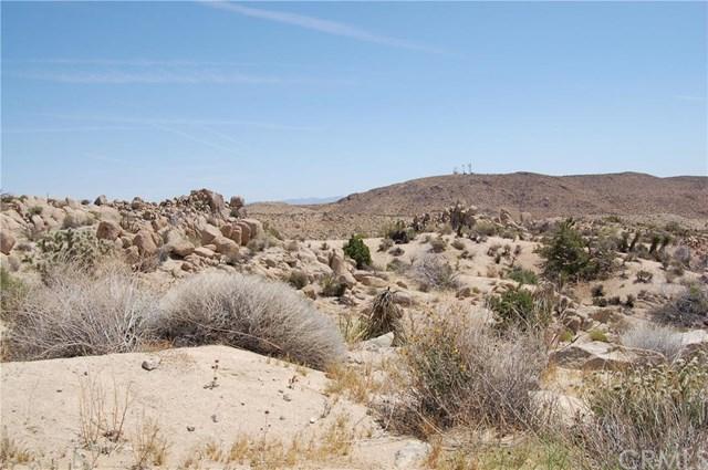 0 Bandera Road, Yucca Valley, CA 92284