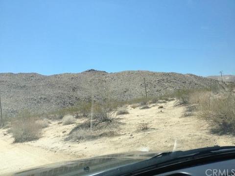 0 Sun Oro, Yucca Valley, CA 92284