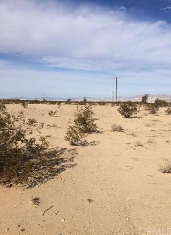 0 Desert Flower Avenue, 29 Palms, CA 92277