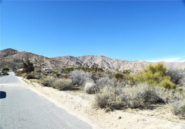 0 Pioneer Road, Morongo Valley, CA 92256
