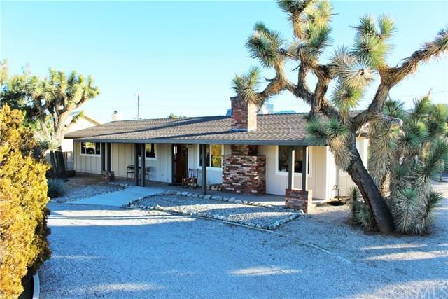 57949 Joshua Ln, Yucca Valley CA 92284