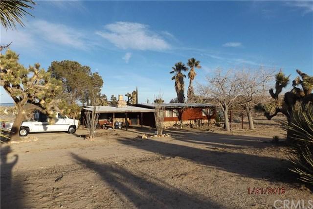 57475 Chipmunk, Yucca Valley CA 92284