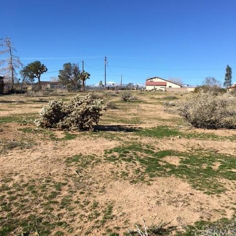 0 Camarilla, Yucca Valley, CA