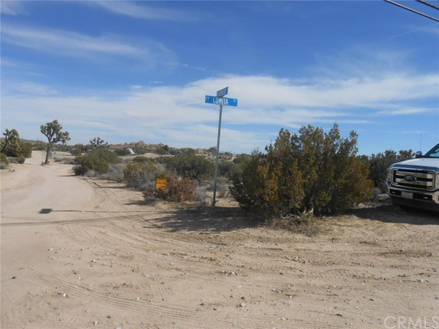 57165 Spencer Road, Yucca Valley, CA 92284