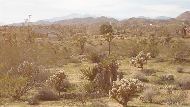 0 Linda Lee Drive, Yucca Valley, CA