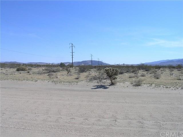 0 Desert Trl, Joshua Tree, CA 92252