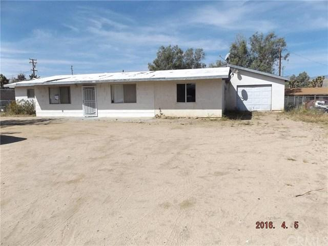 7498 Aster Ave, Yucca Valley CA 92284