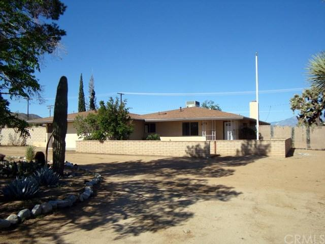 8416 Palomar Ave, Yucca Valley CA 92284
