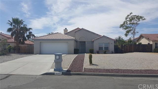 58283 Taos, Yucca Valley CA 92284