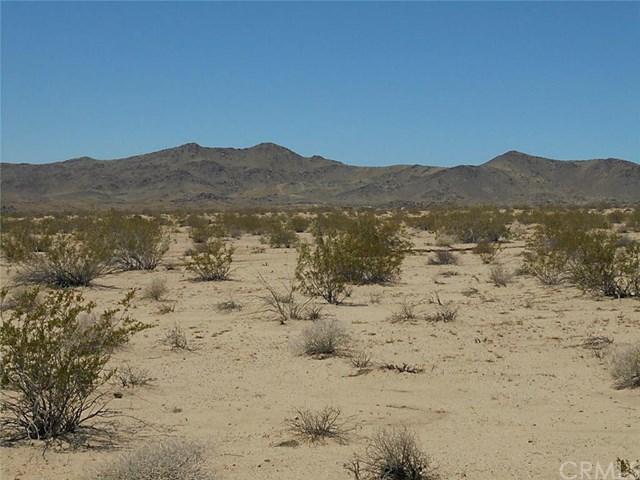 0 Mesa Verde, Joshua Tree, CA 92252