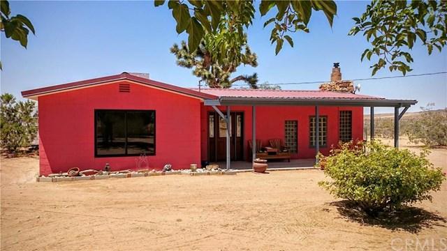 58384 Starlight Mesa Rd, Yucca Valley, CA 92284