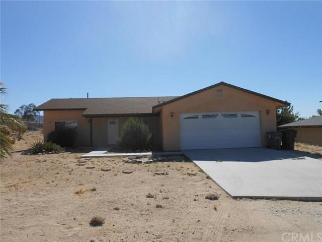 6396 Timothy Avenue, 29 Palms, CA 92277