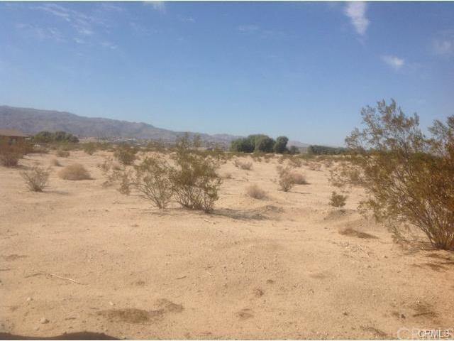 0 T Anchor, 29 Palms, CA 92277