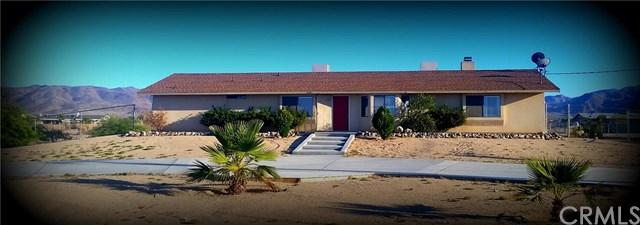 75181 Old Dale Road, 29 Palms, CA 92277