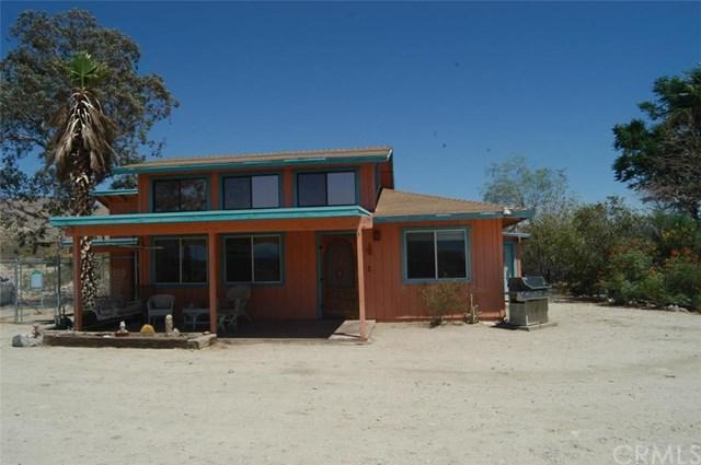 10219 N Star Trl, Morongo Valley, CA 92256