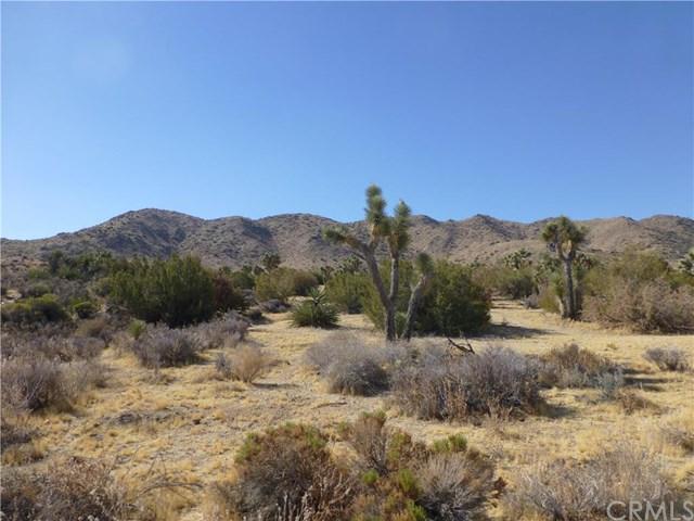 0 Terbush, Yucca Valley, CA 92286