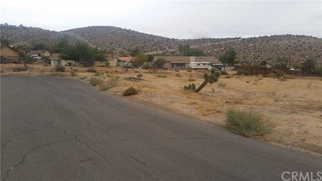 0 Anaconda Drive, Yucca Valley, CA 92284
