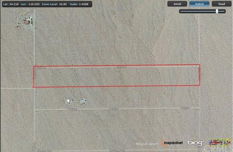 0 Bagdad Highway, 29 Palms, CA