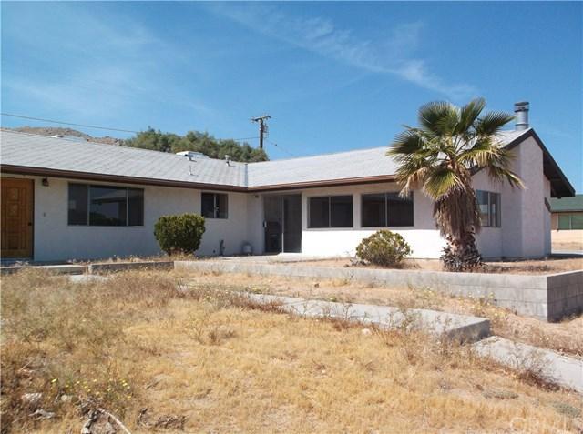 60535 La Mirada, Joshua Tree, CA 92252