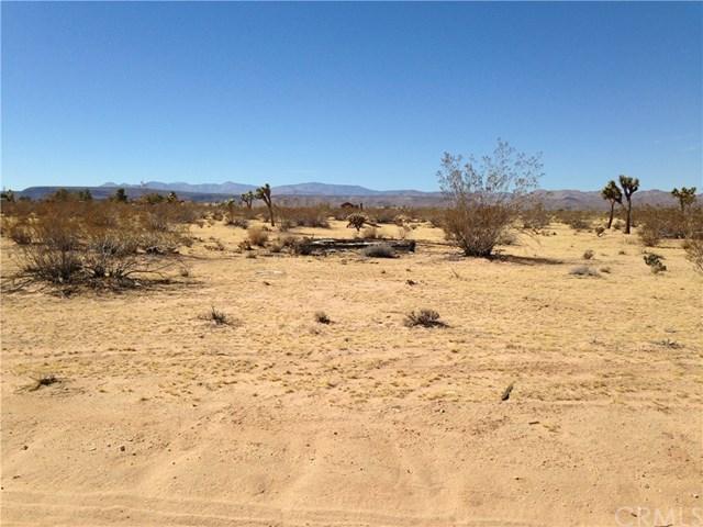0 Luna Mesa Avenue, Yucca Valley, CA 92285