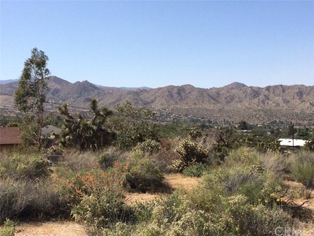 0 Fox Trail, Yucca Valley, CA