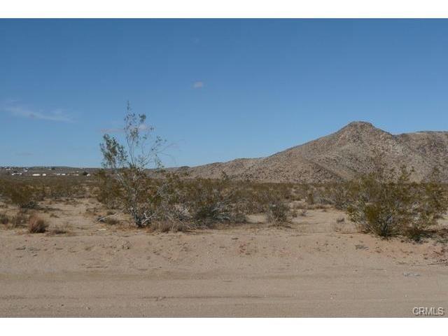 0 Sun Mesa, Joshua Tree, CA 92252