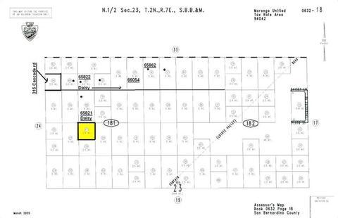 0 Mount Shasta Rd, Joshua Tree, CA 92252