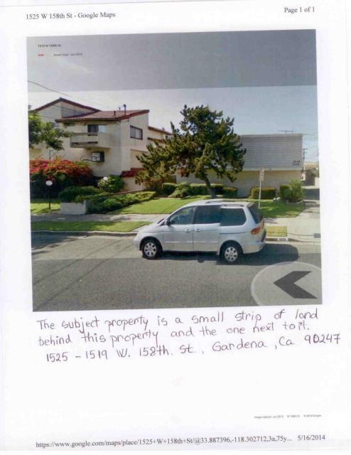 0 Halldale Avenue, Gardena, CA 90247