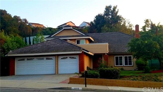 11110 Spy Glass Hill Rd, Whittier, CA 90601