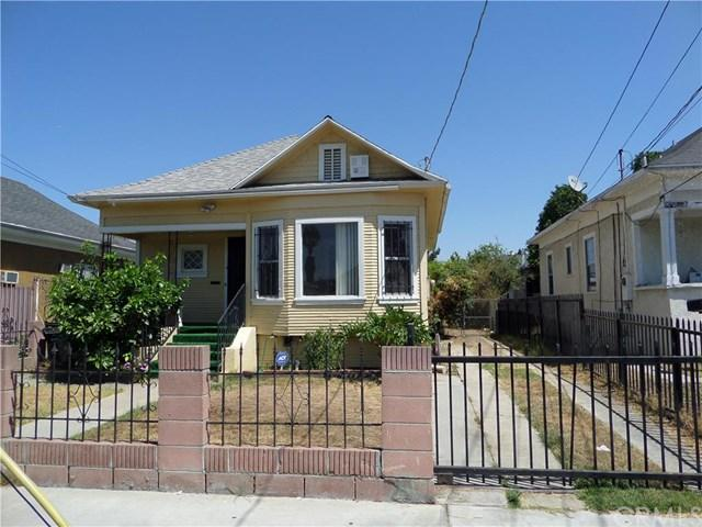 1279 E 40th Pl, Los Angeles, CA 90011