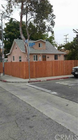 1784 E 84th Street, Los Angeles, CA 90001