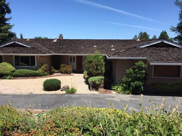 86 Mesa Ct Atherton, CA 94027