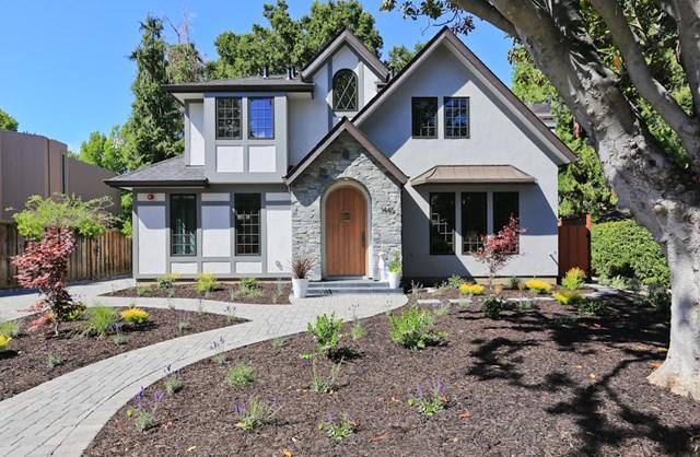 1445 Dana Ave Palo Alto, CA 94301