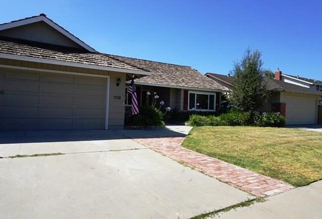 1136 Kentfield Dr Salinas, CA 93901