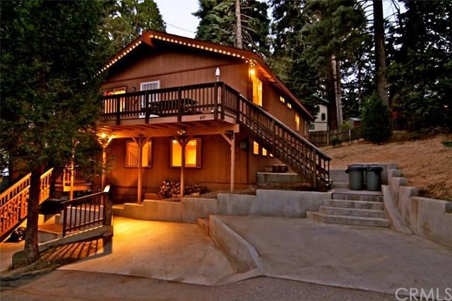 677 Cedar Ln, Twin Peaks CA 92391