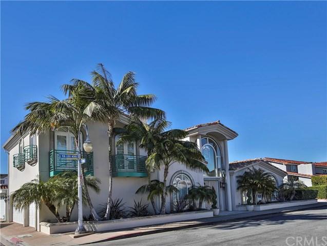 417 Via Lido Nord, Newport Beach, CA