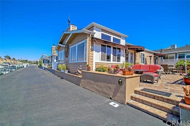 3 Saratoga #3, Newport Beach, CA 92660
