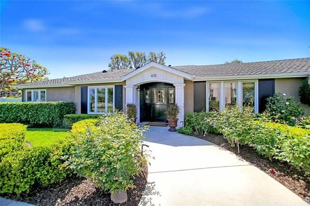 435 Riverside Ave, Newport Beach, CA