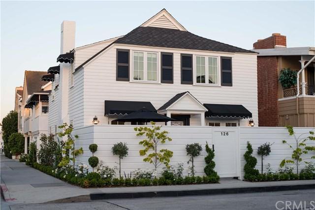 126 Abalone, Newport Beach, CA 92662