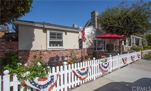 311 Ruby Ave, Newport Beach, CA 92662