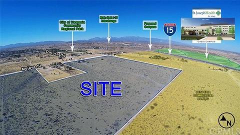 0 Mojave Rd, Hesperia, CA 92345