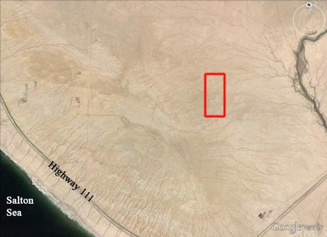 40 Acres Of Land Near Salton Sea, Salton Sea, CA 92257