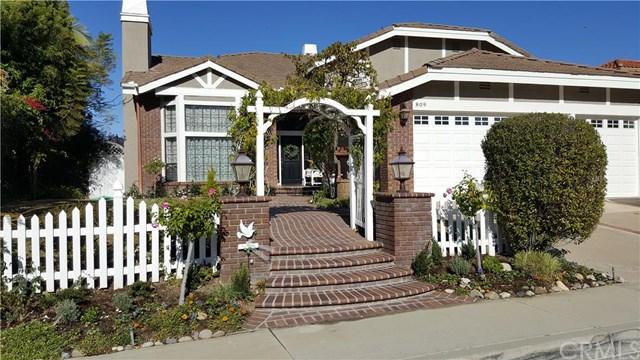 809 Calle Dulcinea, San Clemente, CA