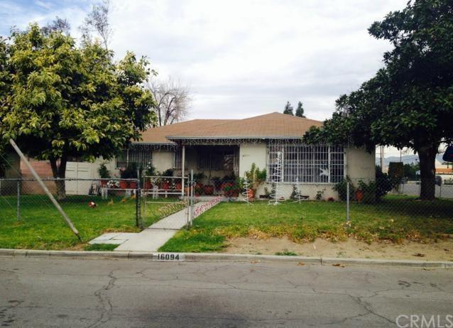 16094 Ivy Ave, Fontana, CA