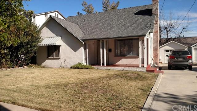 270 N Bella Vista Ave, Pasadena, CA