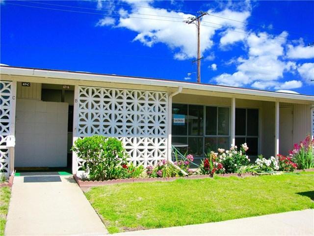 1312 Golden Rain Road #67 B MUTUAL 2, Seal Beach, CA 90740