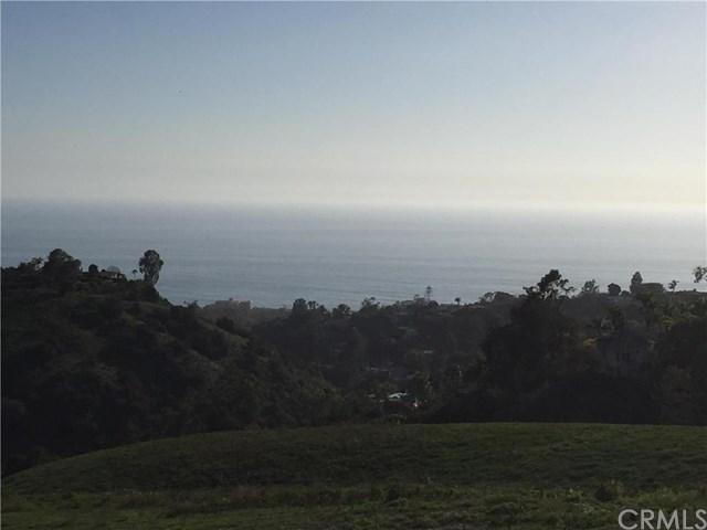0 Rim Rock Cyn, Laguna Beach, CA